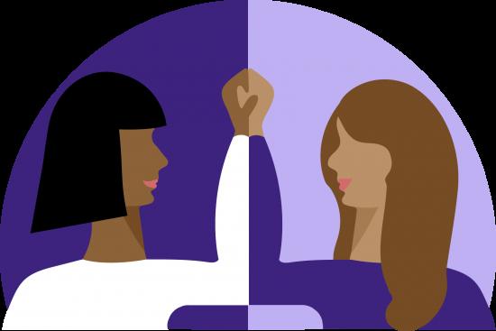 Advocacy illustration